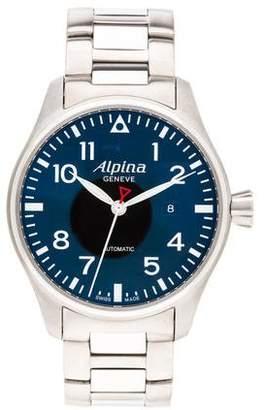 Alpina Startimer Pilot Watch