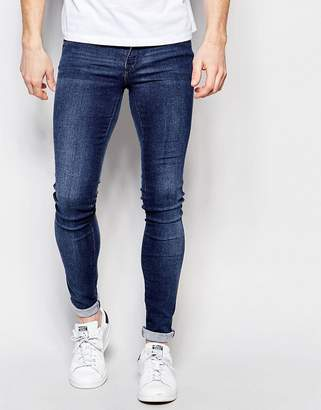 Dr. Denim Jeans Kissy Extreme Muscle Jeans