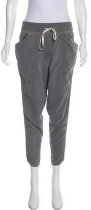 3.1 Phillip Lim High-Rise Silk Blend Pants