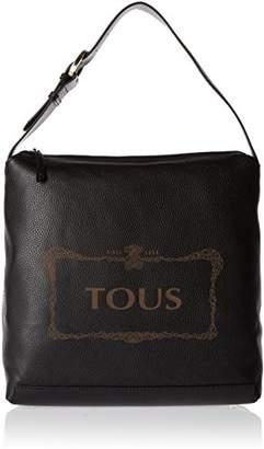 At Co Uk Tous Saca Estelia De Piel Women S Shoulder Bag W