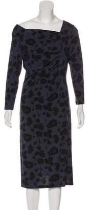 Pendleton Printed Midi Dress w/ Tags