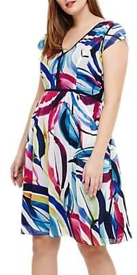 Studio 8 Sienna Print Dress, Multi
