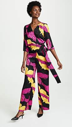 Warm Wrap Jumpsuit