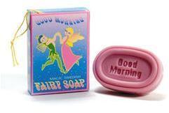 Victoria Good Night Fairy Soap