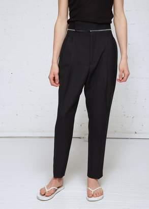 Haider Ackermann Classic High Waisted Trousers