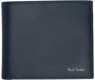 Paul Smith Multi Stripe Bifold Wallet