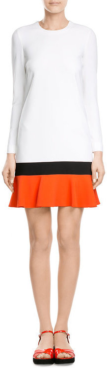 Emilio Pucci Emilio Pucci Color Block Dress