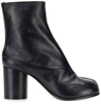 Maison Margiela split toe ankle boots