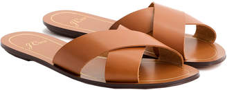 J.Crew Cyprus Leather Sandal