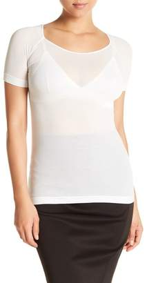 Wolford Transparent Nature Tee