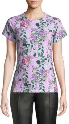 Libertine Hamish Floral Short-Sleeve T-Shirt