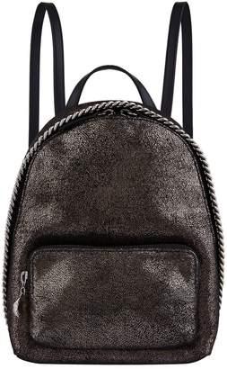 Stella McCartney Mini Falabella Chamois Backpack