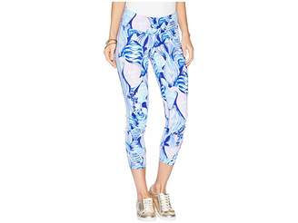 Lilly Pulitzer UPF 50+ Luxletic Tamara Weekender Midi Leggings