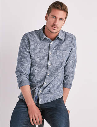 Lucky Brand PACIFIC WAVE ONE POCKET SHIRT