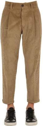 Pt01 20cm Cotton Corduroy Pants