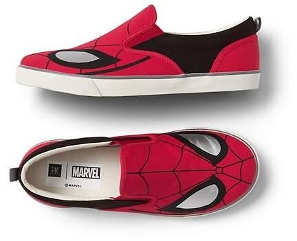 Gap Kids   Marvel Slip-On Sneakers