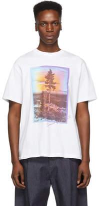 Acne Studios White Jaceye T-Shirt