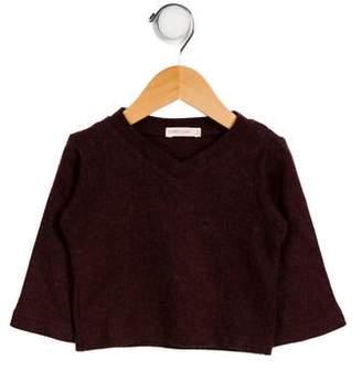 Anais & I Girls' Angora Knit Sweater