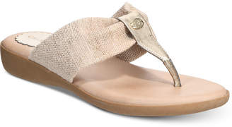 Charter Club Benjii Flip Flop Sandals, Created for Macy's Women's Shoes