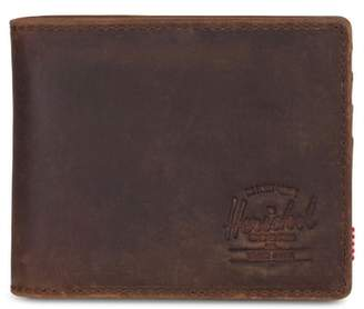 Herschel Roy Leather Wallet