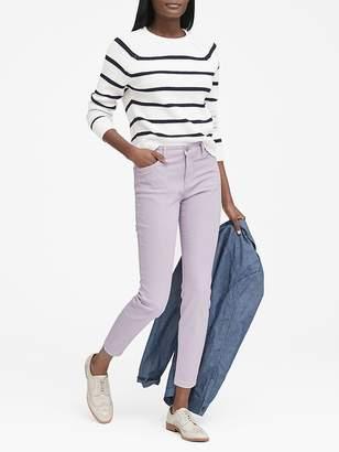 Banana Republic Mid-Rise Skinny Jean