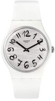 Swatch Unisex Analog Gesso SUOW153 Watch