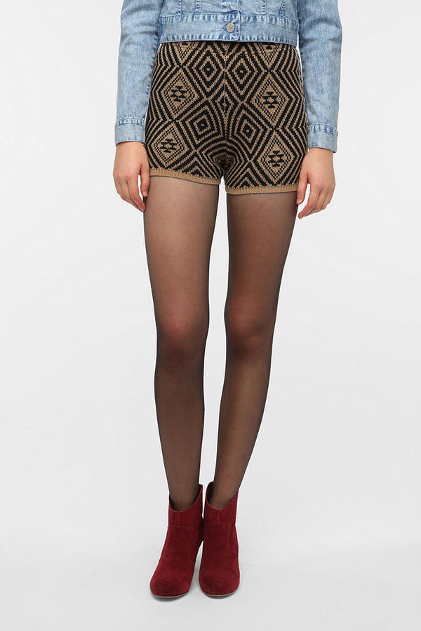 Urban Outfitters Staring at Stars Sweater Knit Short