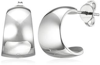 Calvin Klein Stainless Steel Hoop Earrings - KJ6GME000100
