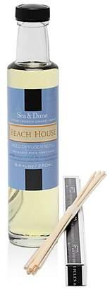 Lafco Inc. Sea & Dune Reed Diffuser Refill, Beach House
