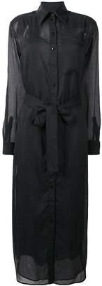 Victoria Victoria Beckham tie-waist dress