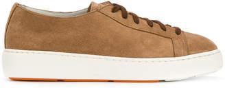 Santoni flatform sneakers
