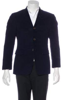 Thom Browne Velvet Sport Coat