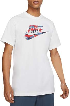 Nike Camouflage Cotton Tee