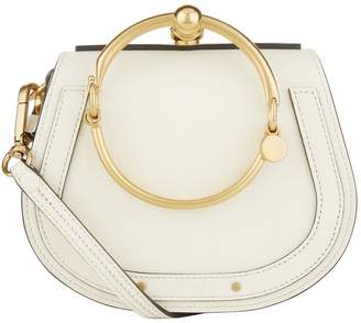Chloé Small Suede Nile Cross Body Bag