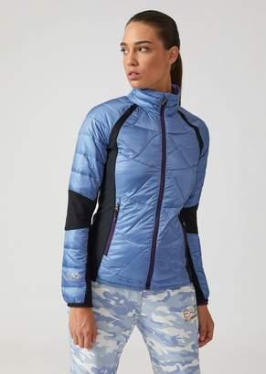 Emporio Armani Ea7 Pertex Ski Jacket
