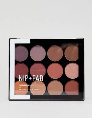 Nip + Fab Nip+Fab NIP+FAB Eyeshadow Palette - Fired Up