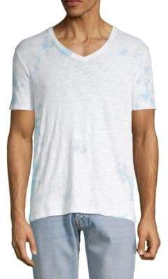 ATM Anthony Thomas Melillo Tie-Dyed T-Shirt