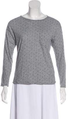 Chinti and Parker Star Print Long Sleeve Top