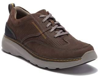 Clarks Charton Mix Leather Sneaker