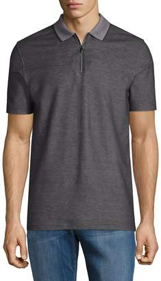 Calvin Klein Men's Short-Sleeve Pique Polo