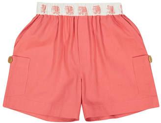 Masala Baby Big Boys Cargo Shorts, 8Y Women Swimsuit