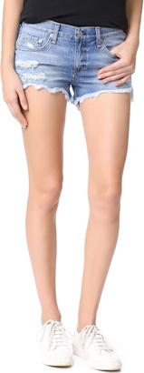 Rag & Bone/JEAN Cutoff Shorts $175 thestylecure.com