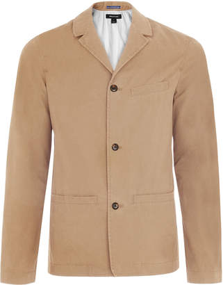 Whistles Deconstructed Cotton Jacket