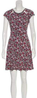 MICHAEL Michael Kors Short Sleeve Mini Dress
