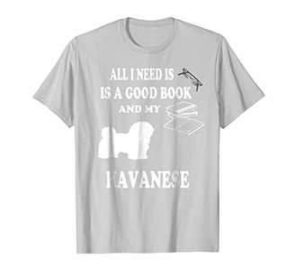 Breed Havanese Dog T Shirt Gift Idea Dog Lover T Shirt Gift