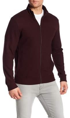 Perry Ellis Full Zip Up Sweater