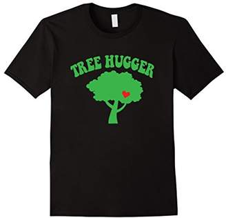 Tree Hugger Nature Lover Outdoor Love Hippie T-shirt