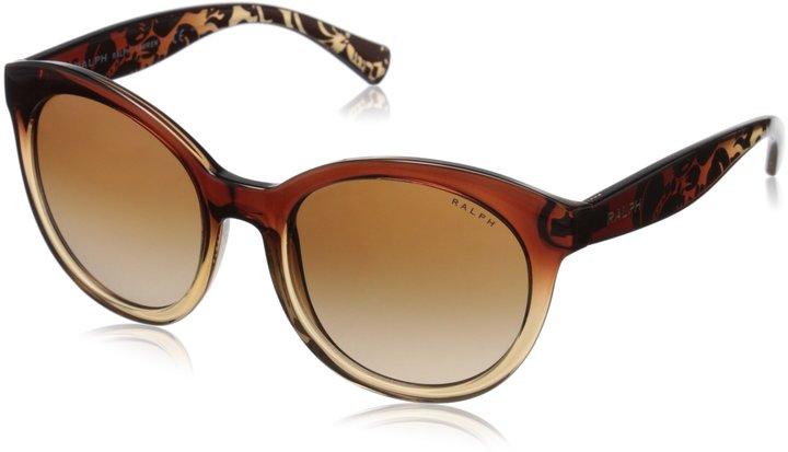 Polo Ralph Lauren Women's 0RA5211 Cateye Sunglasses