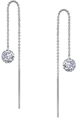 Women's Lafonn Simulated Diamond Threader Earrings $95 thestylecure.com
