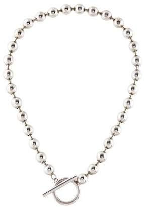 Jennifer Fisher Orb Necklace